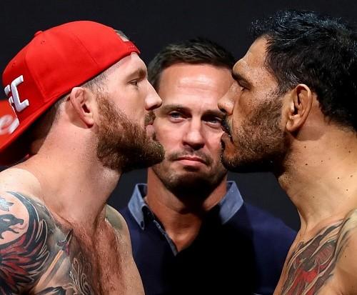 Выплаты участникам UFC FN 100: Бейдер - $137,000, Ногейра - $131,000
