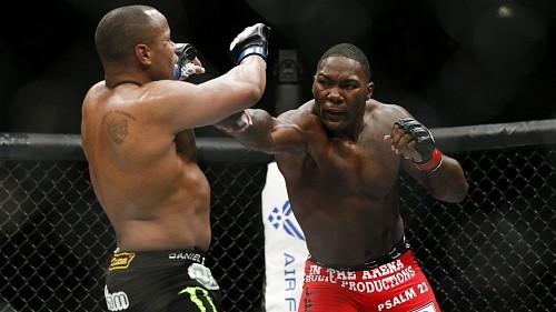 Даниэль Кормье и Энтони Джонсон проведут реванш в декабре на UFC 206