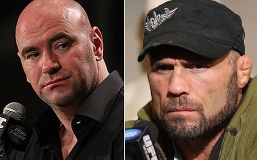 Рэнди Кутюр: «В свое время потратил $500 тысяч на судебные тяжбы с UFC»