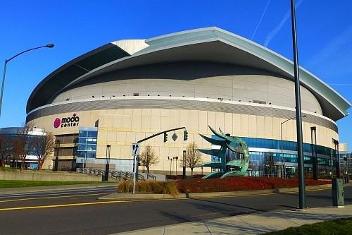 1 октября UFC вернётся в Портленд