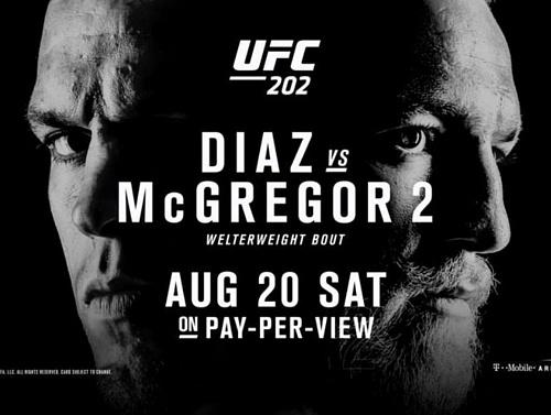 Результаты UFC 202: Макгрегор берёт реванш