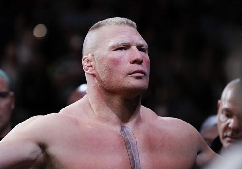 Брок Леснар – по-прежнему боец UFC