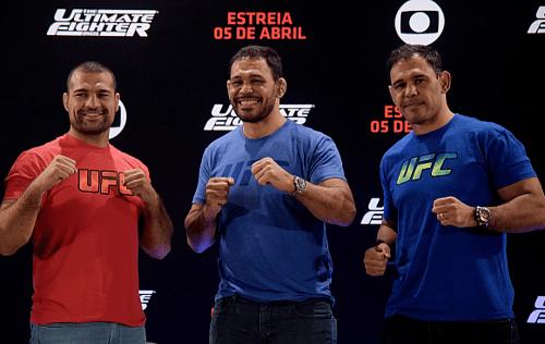 """""""Шогун"""" Руа и братья Ногейра будут готовиться к UFC 190 в США"""