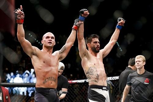 Менеджер Кондита: UFC против немедленного реванша с Лоулером, следующий соперник Робби – Тайрон Вудли