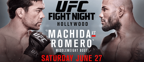 Результаты UFC Fight Night 70: Machida vs. Romero