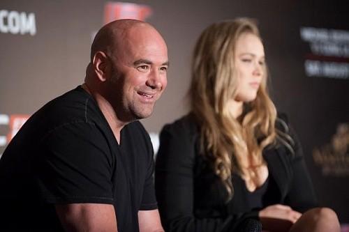 Дэйна Уайт: «Верю, что в ближайшее время Ронда может бросить ММА и сконцентрироваться на актерстве»
