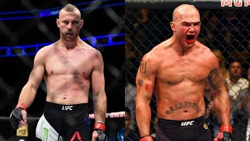 Слух: Робби Лоулер подерётся с Дональдом Серроне на UFC 205