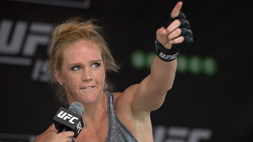 Возвращение Холли Холм запланировано в мейн ивенте UFC on FOX 20
