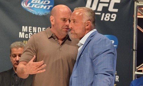 Бретт Окамото комментирует новость о продаже UFC
