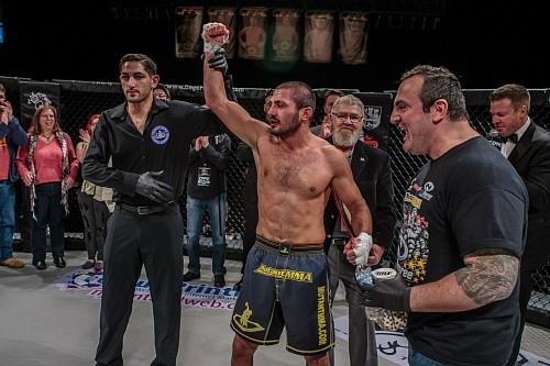 Леван Макашвили: Быть первым грузином в UFC – это большая честь для меня