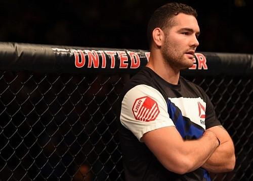 Вайдман повредил позвоночник и планирует вернуться на UFC 205