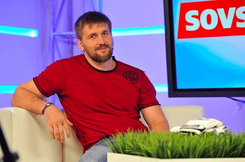 Виталий Минаков: В самое ближайшее время я опять вернусь в клетку Bellator