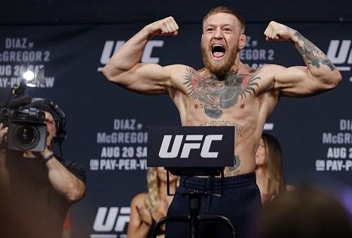 Гонорары UFC 202: Макгрегор - $3 млн, Диас - $2 млн