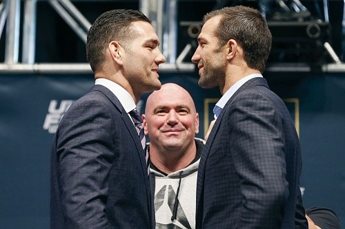 Дана Уайт: Реванш Рокхолда и Вайдмана состоится в июне на UFC 199
