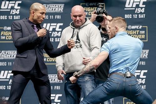 Альдо Макгрегору: Увидимся на UFC 200