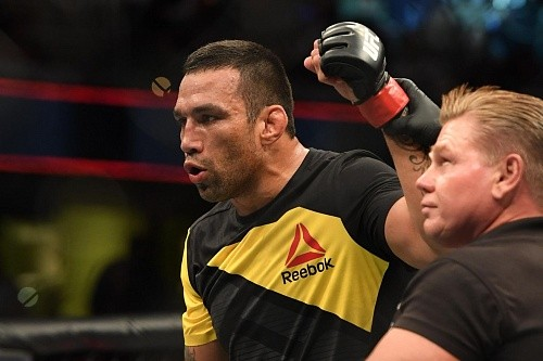 Фабрисио Вердум: Я несчастлив в UFC