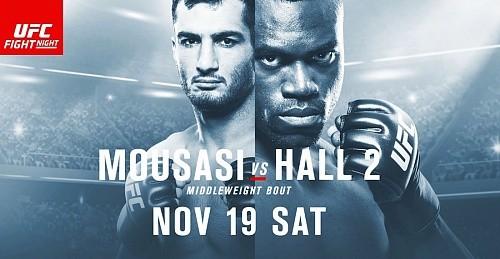 Результаты UFC Fight Night 99: Волков и Мусаси побеждают