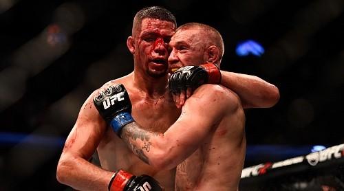 Нейт Диас: «Промоутеры из бокса пытались выкупить мой контракт у UFC»