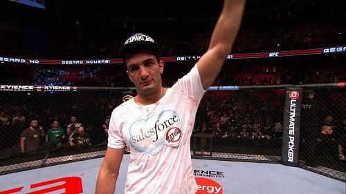 На UFC 200 планируется бой Гегарда Мусаси с Дереком Брансоном