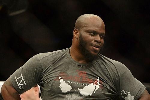 Деррик Льюис: 70% тяжей UFC сидят на допинге