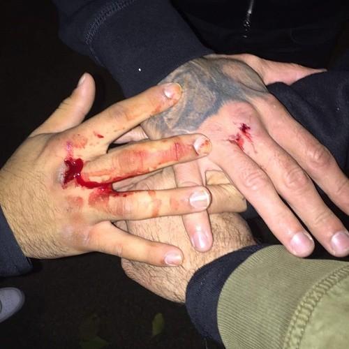 Джо Шиллинг: «Во Флоренции на улице какой-то мудак начал подкатывать к моей девушке»