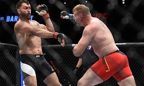 Выплаты Reebok участникам UFC Fight Night 93: Орловский получает больше всех
