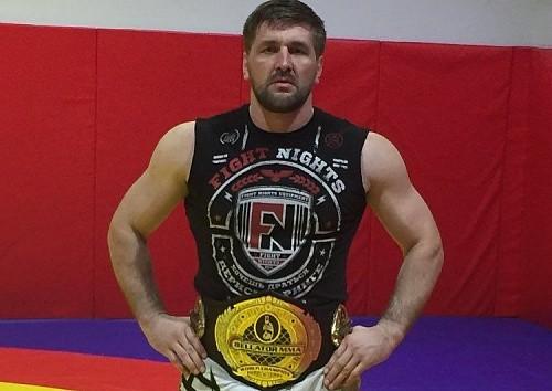 В своём следующем бою Виталий Минаков будет защищать титул Bellator
