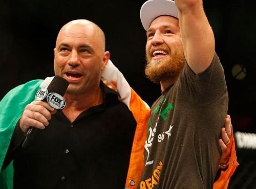 Джо Роган: «Наверное, Конор задумывался об уходе еще до разговора с UFC»